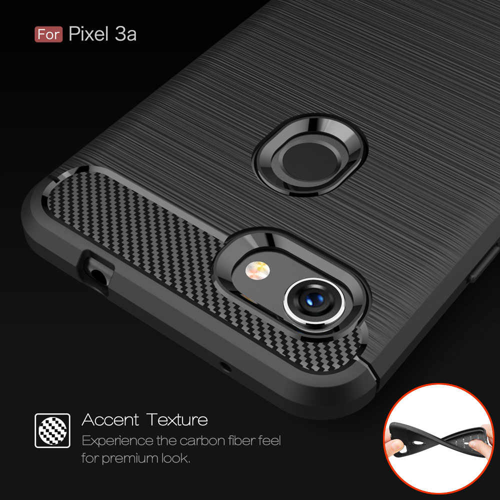 Coque Cover 5.0For Google Pixel Case untuk HTC Google Pixel 1 2 3 3A 4 Pixel1 Pixel2 Pixel3 Pixel3A Pixel4 XL Coque Cover Case