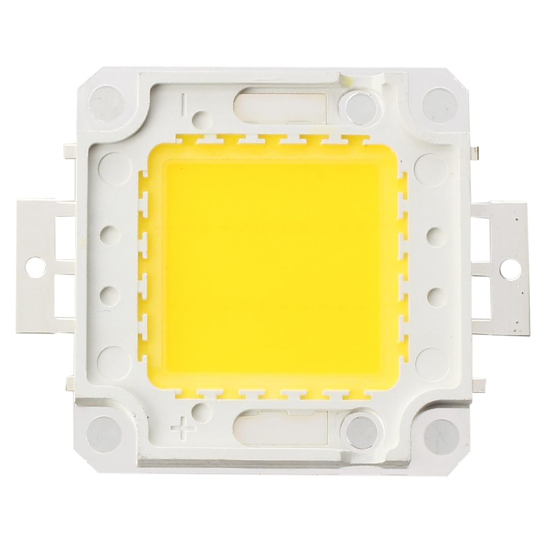 High Power 20W LED Chip Bulb Light Lamp DIY Warm White 1500LM 3000K