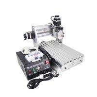 3020 T DJ мини фрезерный станок 3 оси CNC фрезерно токарный станок древесины pcb пластик рабочий