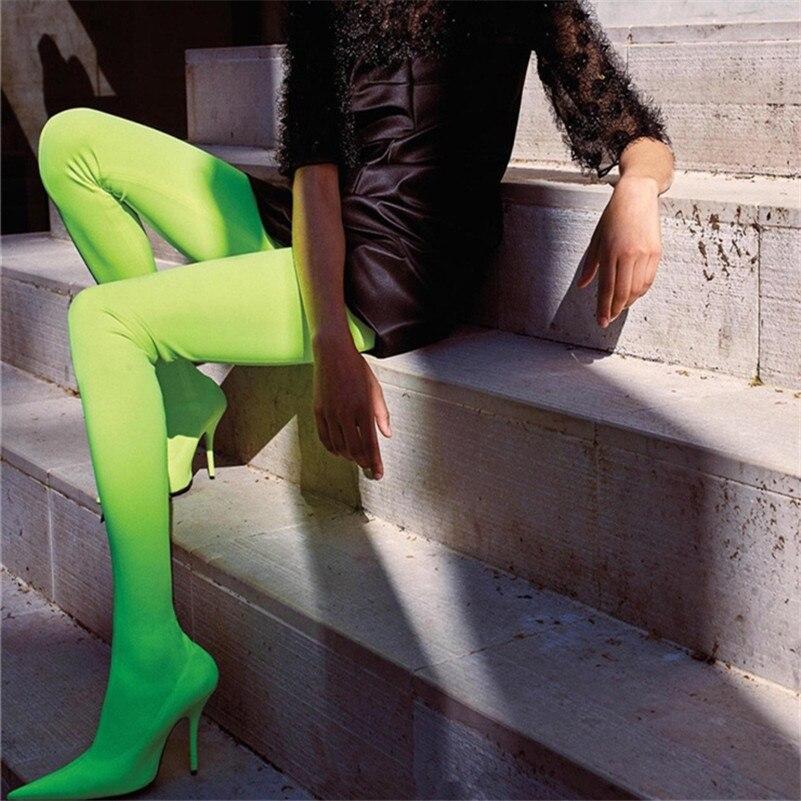 Mstacchi vert Partie Qualité Léopard De Pantalon rose Chaussures Serré pourpre orange clair Printemps pu Personnalisé rouge or Bottes Nouveau Femme Haute Ciel multi Serpent bleu Danse Rouge vin Matériel 2019 ivoire jaune Leopard Print blanc rWw8tqSaZr