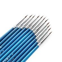 Paint-Brush Cake-Decorating Wholesale Drawing-Pen Baking-Tools Hair-Line Artist Nylon