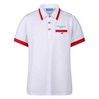 2017 Summer Striped Shirts Short Sleeve Golf Apparel Men Breathable Sport Polo Shirts Golf Tops T