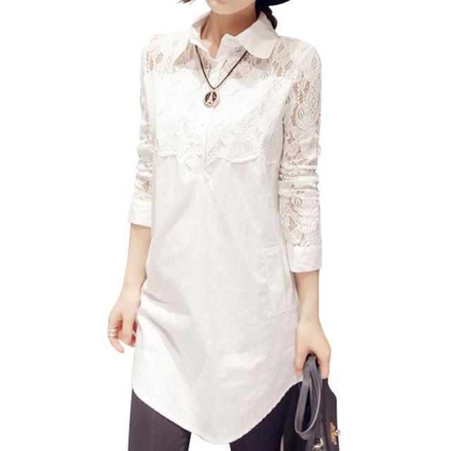 bd075250c86 M-4XL más tamaño Camisetas Mujer nueva moda ahueca hacia fuera el collar  del cordón