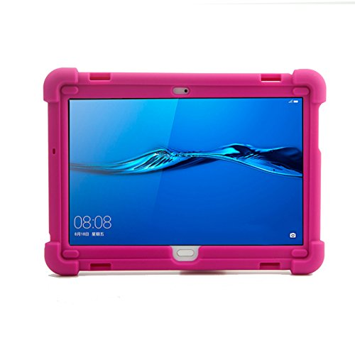 Bouncing Case For Huawei MediaPad M3 Lite 10 Tablet Cover M3 BAH-W09/AL00 10.1 Tablet Silicone Rugged Case