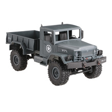 B-14 RC Car 1/16 4WD 2.4GHz RC Military Car Off-road with Headlight RTR Remote Control Rock Crawler Vehicle Model RC Toys Gifts