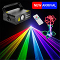 NEW Stage Effect DMX RGB Full Color Pattern Laser Light Disco Laser Effect Light Show Equipment System DJ, Party, Club, KTV