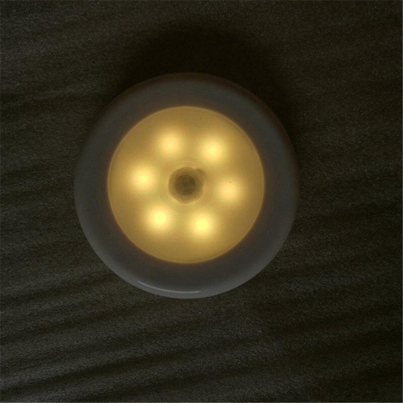 Luzes da Noite 3 pçs/lote 6 led ir Tensão : Other