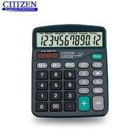 12 Digit Display Solar Dual Power Supply Calculator Office Finance Special Computer Office School List