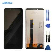 AICSRAD original 2160*1080 schwarz für Cubot X18 plus LCD Display + Touch Screen assembly Ersatz Für x18plus x 18 + werkzeuge