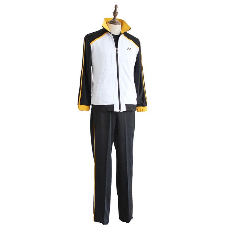 Re:Zero kara Hajimeru Isekai Seikatsu Subaru Natsuki Sportswear Cosplay Costume