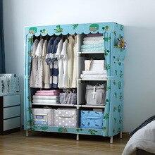 Kaidi simple wardrobe Multifunction…