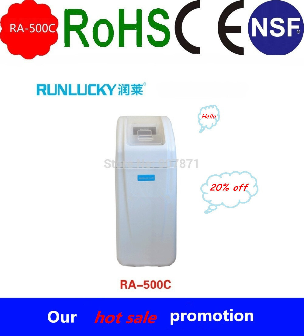 Water Softener Price Us 300 Half Price Runlucky Home Softner Machine Ra 500c Whole House Water Softeners Soften Scale In Water Softeners From Home Appliances On