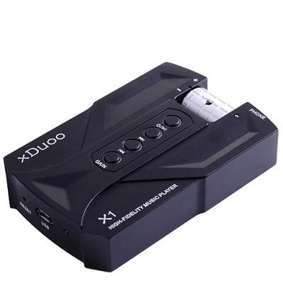 xDuoo X1 8GB Музика Аудио MP3 плейър - Преносимо аудио и видео - Снимка 3