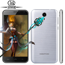 "HOMTOM HT3 MTK6580A Quad Core 3G Smartphone 5.0 ""Android 5.1 1 GB RAM 8 GB Double SIM Mobile cellulaire Téléphone GPS 3000 mAh Batterie WCDMA"