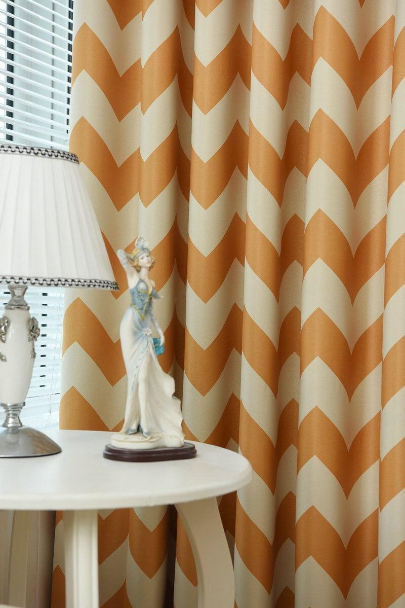 Mediterranen Stil Blackout Vorhang für Schlafzimmer/Wohnzimmer/Küche ...
