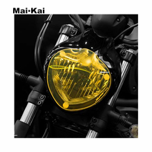 MAIKAI FOR KAWASAKI  VN650 (Vuluscan S) 2015-2019 Motorcycle Headlight Protector Cover Shield Lens Screen