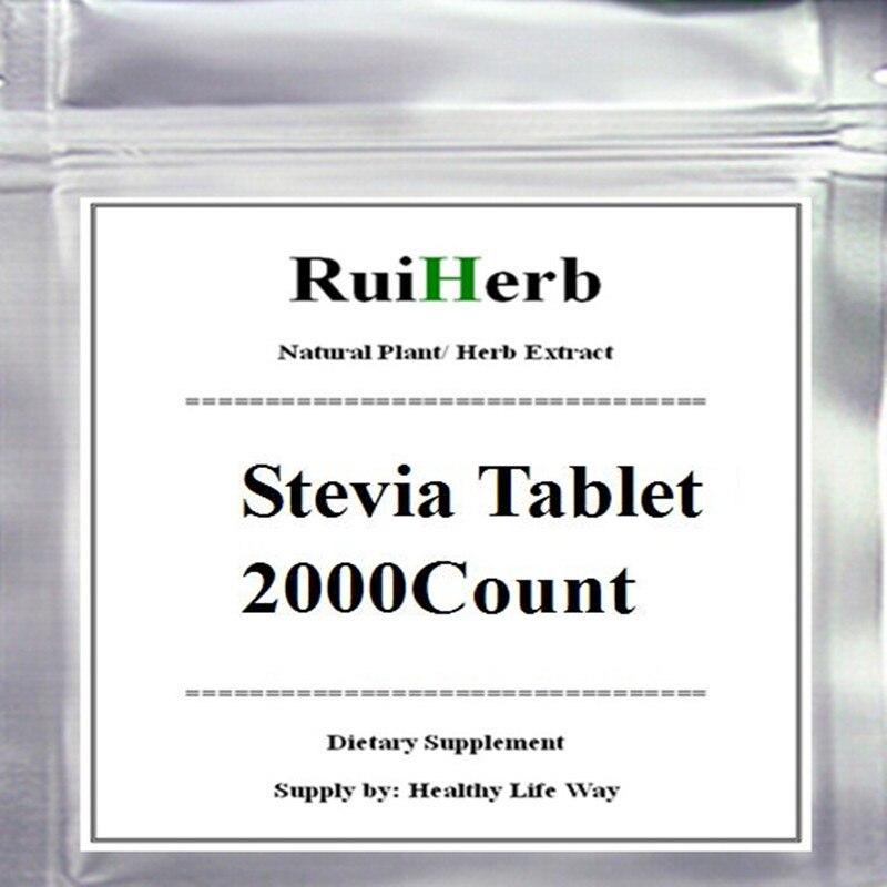 STEVIA TABLET (2000 Tablets 1pack)