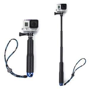 Image 5 - Extendable Pole Mini Selfie Stick Waterproof Blue Monopod For GoPro Hero 4/3/3+