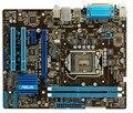 Оригинальный материнская плата P8H61-M PLUS V3 платы 16 ГБ USB2.0 H61 LGA 1155 DDR3 Рабочего материнская плата