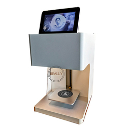 Ciasto 3D drukarki jadalne Selfie maszyna drukarska do kawy z mlekiem ciasteczka/ekspres do kawy w Roboty kuchenne od AGD na