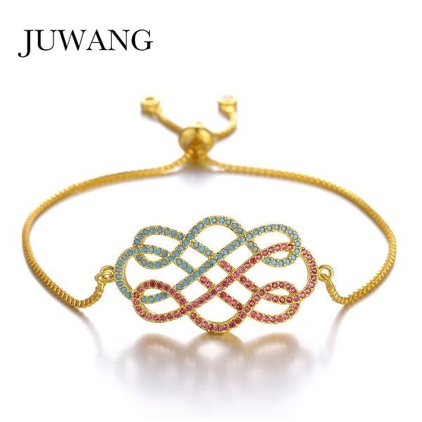 JUWANG Chinese Knot Cubic...