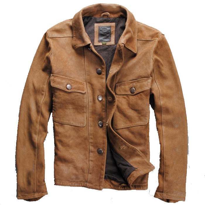 Popular Cowboy Leather Jacket-Buy Cheap Cowboy Leather ...