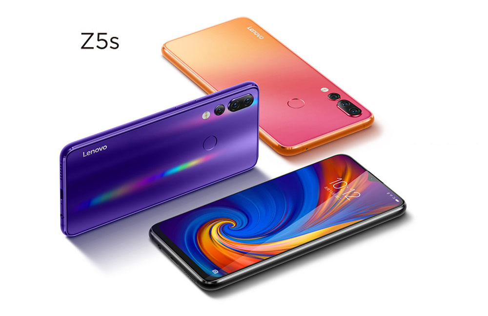 Lenovo Z5s Snapdragon 710 Octa Core Mobile Phone Face ID 6.3inch Android P  Smartphone (1)