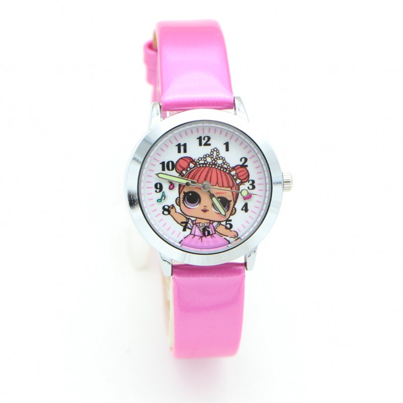 2018 New Fashion Cute Girls Design Children Watch Quartz Jelly Kids Clock Boys Students Wristwatches Relogio Kol Saati Clock