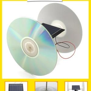 Solar Disc Car For Kids DIY As