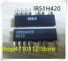 NEW 10PCS/LOT IR51H420 ZIP-7 IC