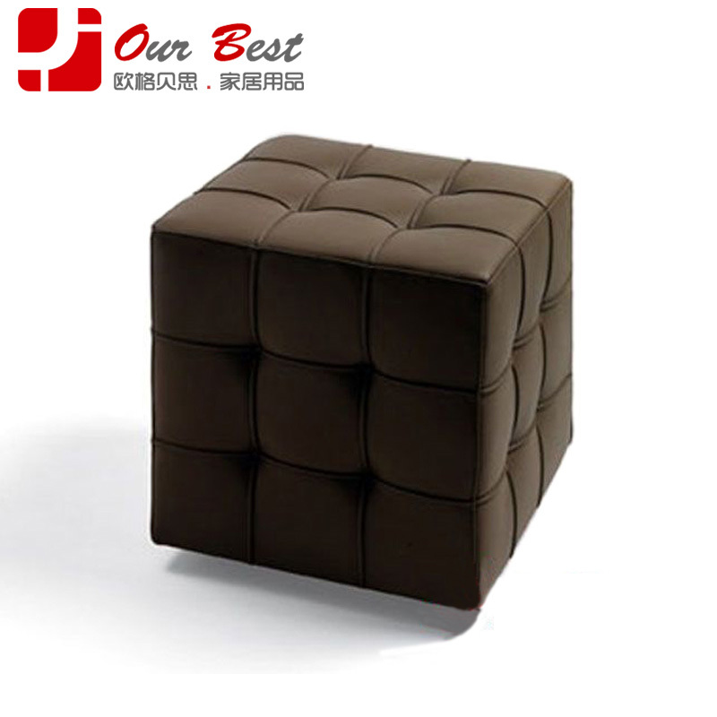Online Shop Olger Beth Creative Chair Simple Chair Chairs Four Chairs  Square Foot Single Sofa Chair   Aliexpress Mobile