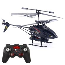 Wltoys S977 RC Helicopter 3 5 Channel Infrared Remote Control Helicopter with 130w HD Camera Lights