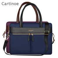 2019 Newest Brand Cartinoe Nylon Messenger Bag For Macbook Laptop Pro 15.4, Case For Notebook 14,15 inch, Free Drop Shipping.