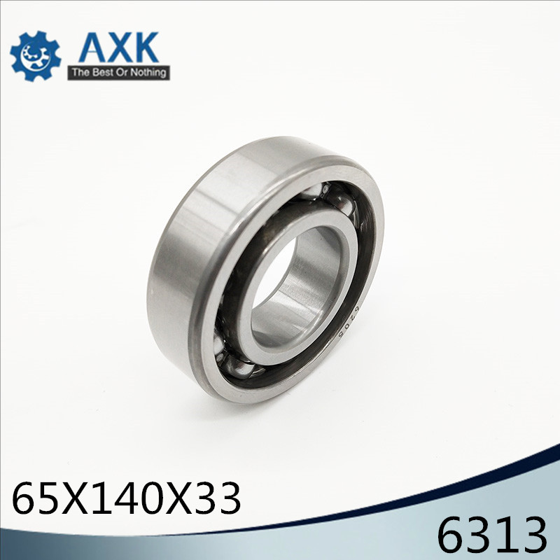 6313 Bearing 65*140*33 mm ABEC-3 P6 ( 1 PC ) For Motorcycles Engine Crankshaft 6313 OPEN Ball Bearings Without Grease6313 Bearing 65*140*33 mm ABEC-3 P6 ( 1 PC ) For Motorcycles Engine Crankshaft 6313 OPEN Ball Bearings Without Grease