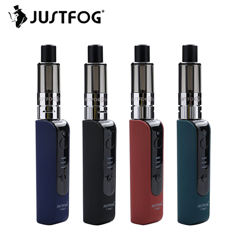 Hot Sale JUSTFOG P16A VV Starter Kit with 900mAh Built-in Battery & 1.9ml P16A Clearomizer & Anti-spit Back Protection E-cig Kit