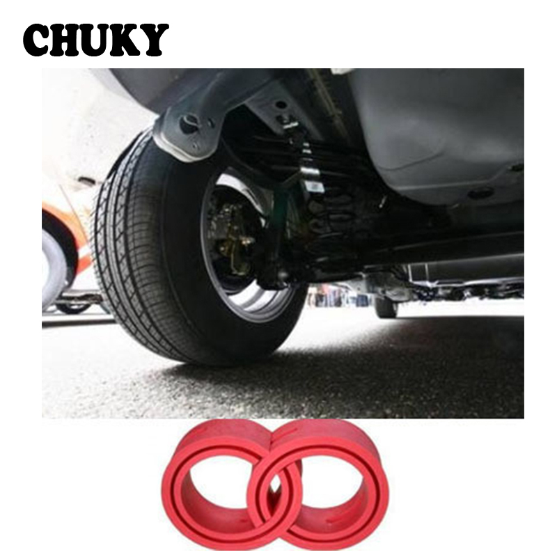 CHUKY Car Universal Rubber Spring Bumper Shock Absorber Buffer <font><b>Accessories</b></font> For <font><b>Ford</b></font> focus 2 3 <font><b>fiesta</b></font> Suzuki swift grand Hyundai image
