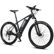 27.5inch carbron fiber electric mountain bike assisted  hybird ebike Super light off-road Ebike smart PAS carbon fiber bicycle
