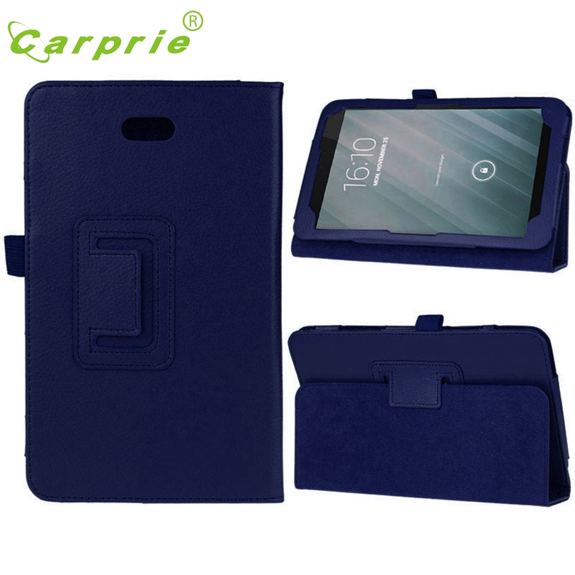 CARPRIE Folio Slim Stand Leather Case Cover for DELL Venue 8 Android Tablet New Feb8 MotherLander