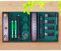 Mainpoint High Quailty 38 In 1 S2 Alloy Steel Screwdriver Set Precision Repair Tools Kit Laptop