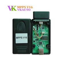 MPPS V16 ECU Инструмент программирования поддержка Edc15 Edc16 Edc17 Inkl контрольная сумма памяти чтения и записи MPPS V 16