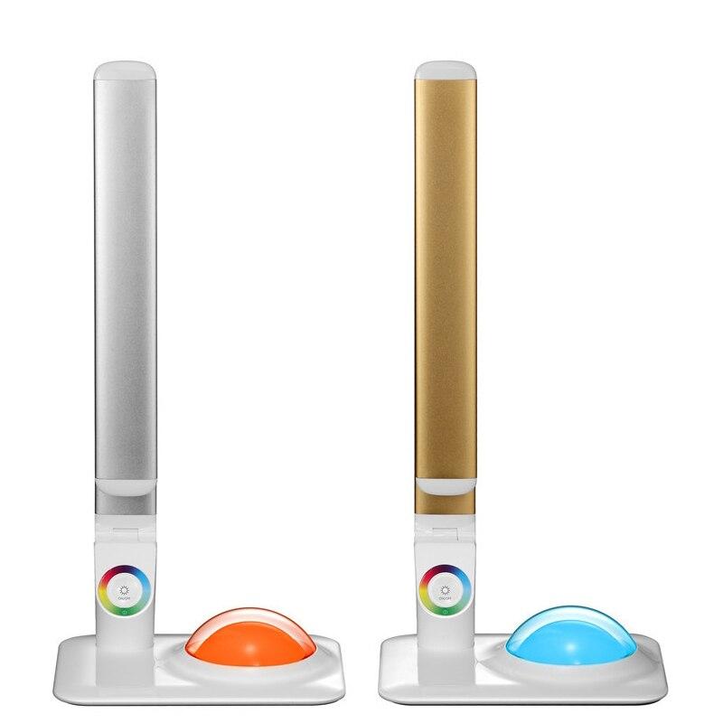 Multi-function eyecare lamp LED touch light reading lamp 3-Level brightness lamp portable office lamp 903