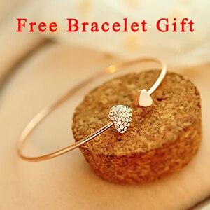 Image 5 - Montre Bracelet pour femmes, marque de luxe, petite robe, diamant, strass, 2020