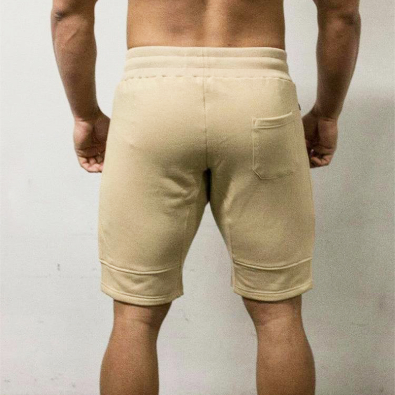 Men Shorts Fitness Bottom Short Pant (5)