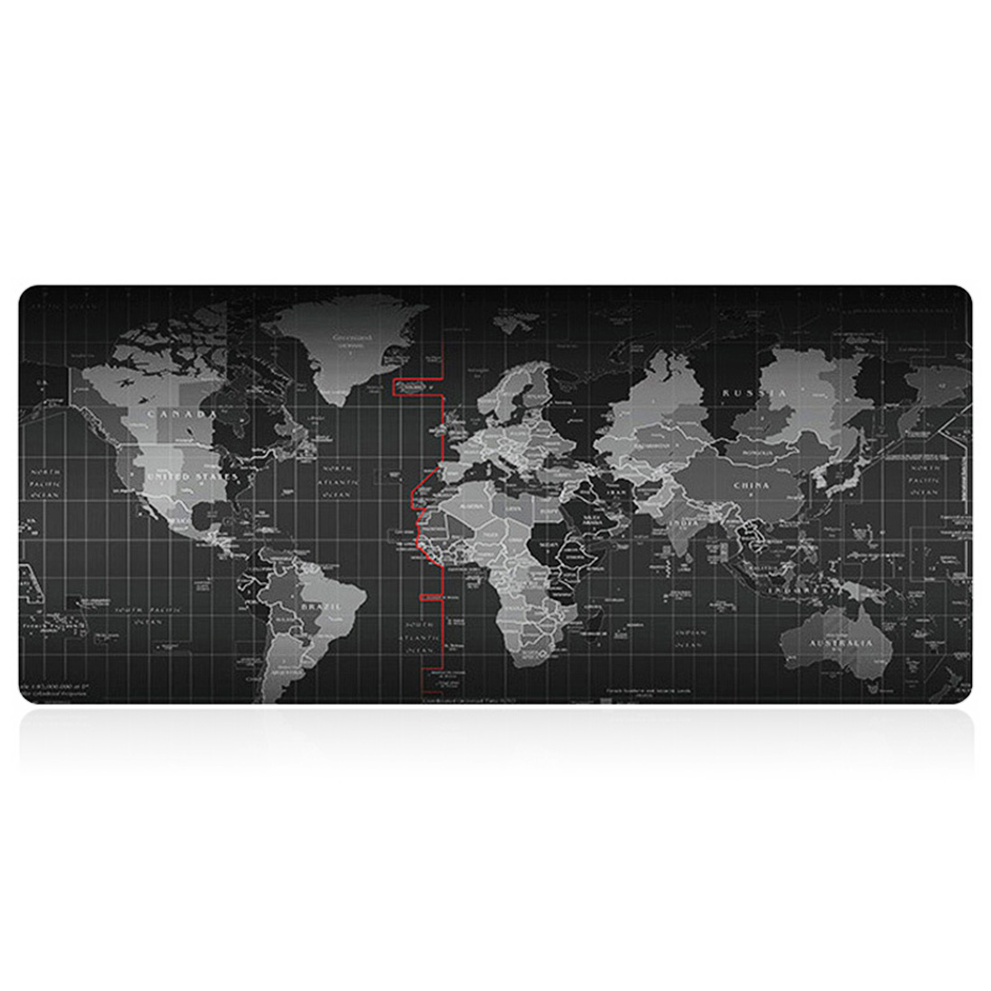 HOT-New Fashion Old World Map Mouse Pad for Mouse Notebook Computer Mousepad Gaming Mouse Mats for Mouse Game