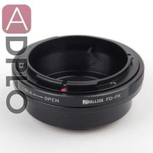 купить Dollice Lens Adapter Rings Suit For /canon FD Lens to fujifilm X Camera по цене 646.1 рублей