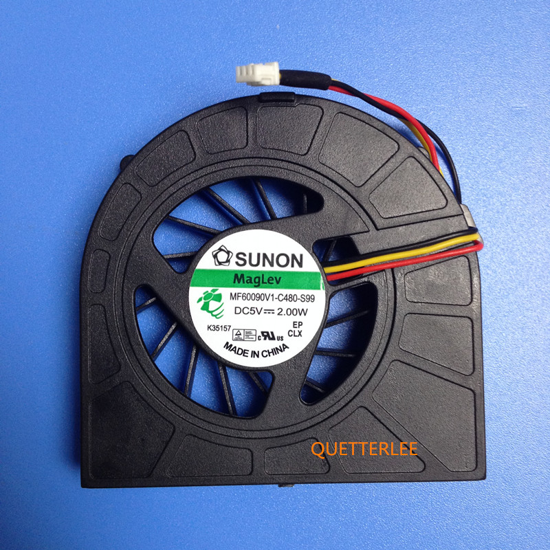 New CPU Cooling Fan For DELL Inspiron 15R N5010 MF60120V1-B020-G99