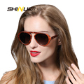 Man Pilot Goggle Oversized Polarized Wooden Sunglasses Fashion Summer Style Eyeglasses Comfortable Sport Eyewear Oculos De Sol