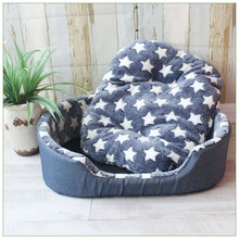 Dot Pet Bed Fashion Xl Size Warm Dog Kennel House Comfortable Cama Para Cachorro Mat High Quality Large Hot Selling