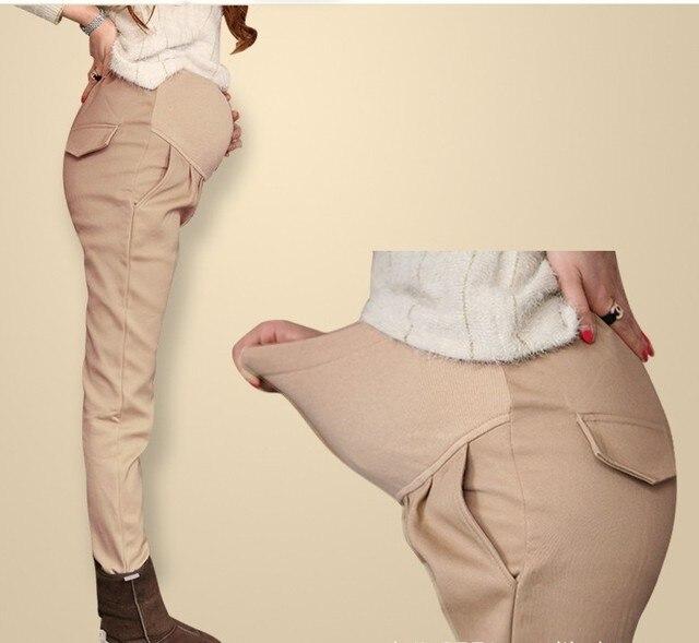 Весна для беременных брюки для беременных весна опора пресс брюки