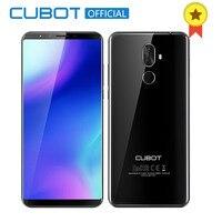 Cubot X18 Cộng Với Android 8.0 18:9 FHD + 4 GB 64 GB 5.99 Inch MT6750T Octa-Core Điện Thoại Thông Minh 16MP + 2MP Phía Sau Máy Ảnh 4000 mAh 4 Gam Celular